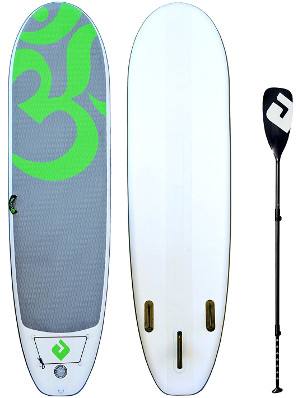 Atom Surf Yoga inflatable SUP Board review