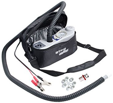 Bravo BTP12 Mano Two Stage Electric Turbo SUP Pump review