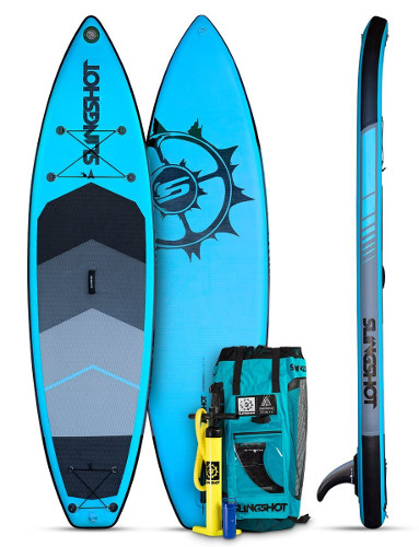 Slingshot Sports Crossbreed Inflatable SUP Board Review