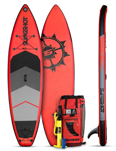 Slingshot Sports Crossbreed Inflatable stand up Paddle Board review