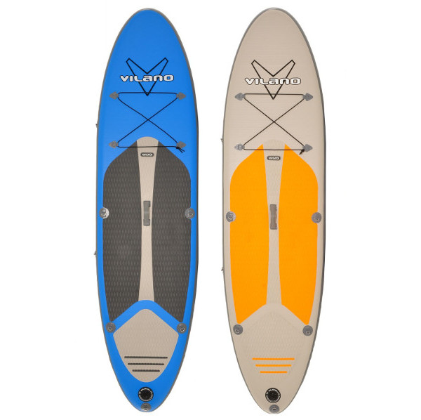 vilano navigator inflatable sup board review