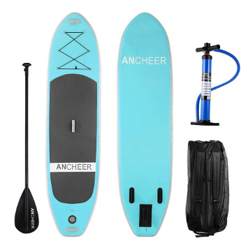 Ancheer AS10 inflatable stand up paddle board review