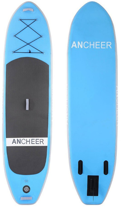 Ancheer AS10 10ft Inflatable Stand up Paddle Board Review