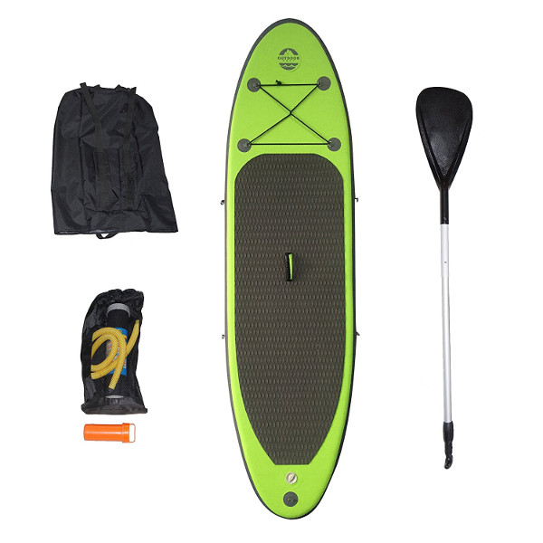Outdoor Tuff OTF-8254SUP Inflatable SUP Board Review