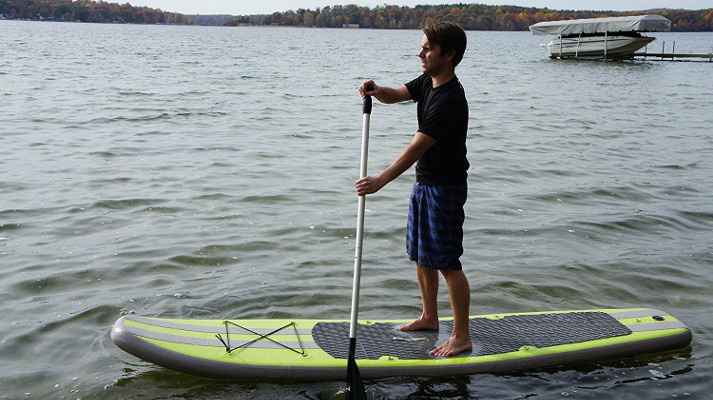 Outdoor Tuff SUP OTF-8254SUP Inflatable SUP review