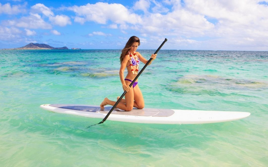 New To SUP? Check Out These Tips on Paddle Boarding