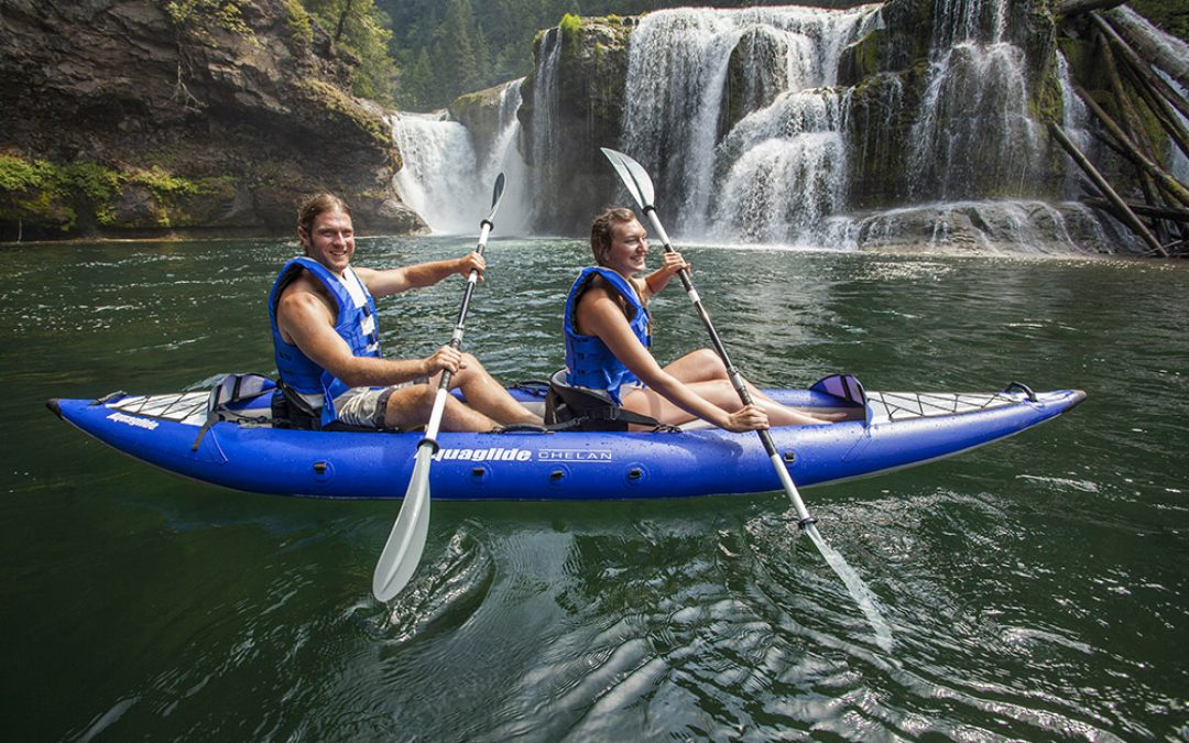 Looking for the Best Inflatable Kayak? Here's Our Top 5