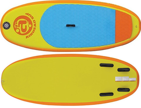 AIRHEAD Popsicle 730 Inflatable SUP Board Review