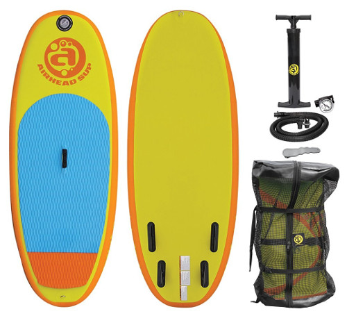 AIRHEAD Popsicle 730 inflatable stand up paddle board review