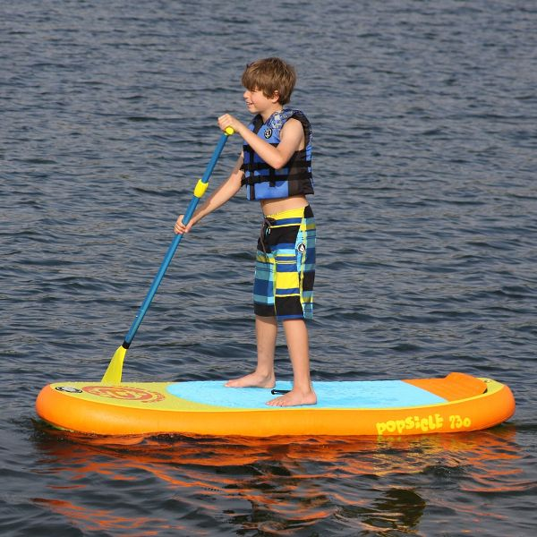 Airhead SUP Popsicle 730 AHSUP-14 inflatable SUP Board Review