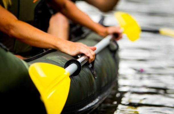 Coleman Colorado inflatable kayak review