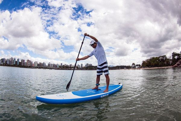 Supflex carlos burle inflatable SUP Board Review