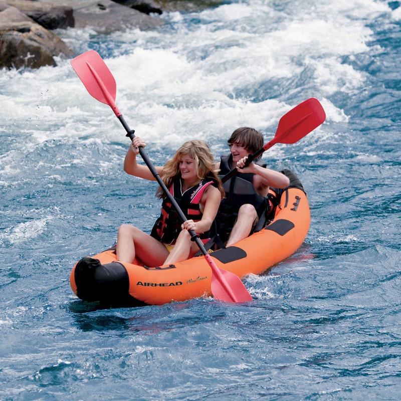 AIRHEAD AHTK-2 Montana Performance kayak review