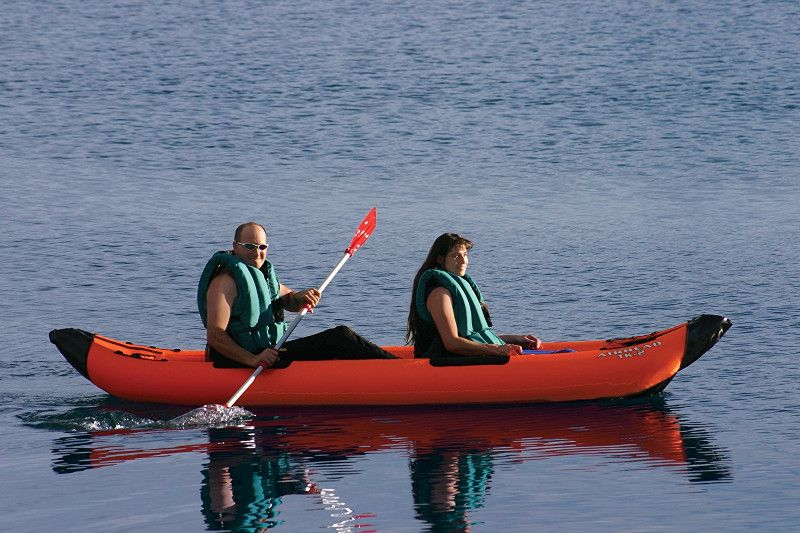 AIRHEAD AHTK-2 Montana Performance inflatable kayak review