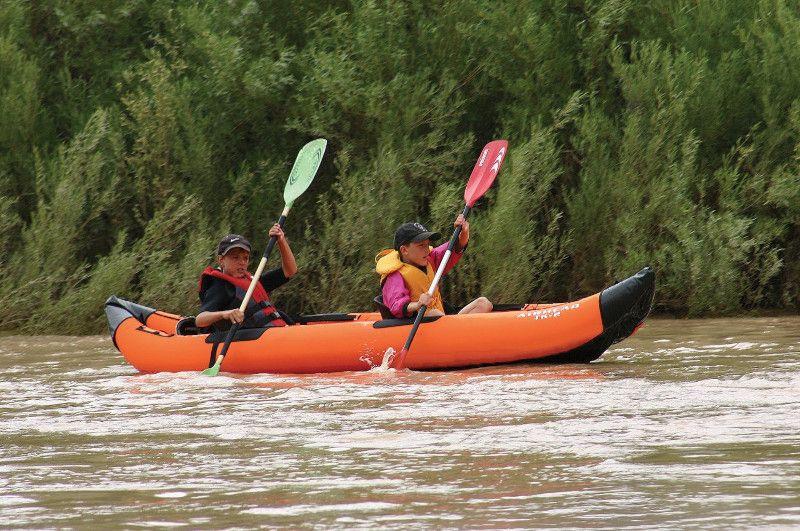 AIRHEAD AHTK-2 Montana Performance kayak