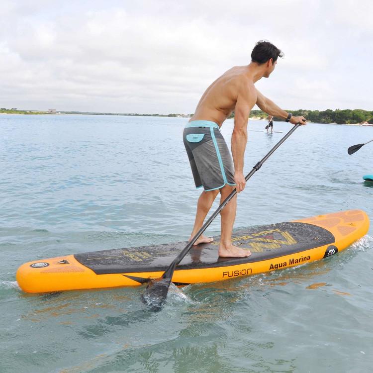 Aqua Marina inflatable paddle board