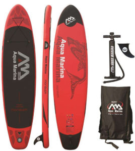 "Aqua Marina Monster 12'0"" inflatable Stand Up Paddle Board Review"