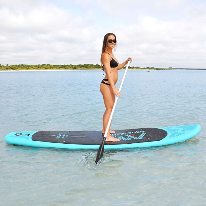 Aqua Marina Vapor inflatable Paddle board review