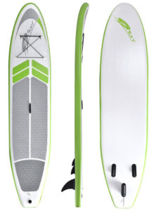Blue Wave Sports Manta Ray 12' Inflatable SUP board review
