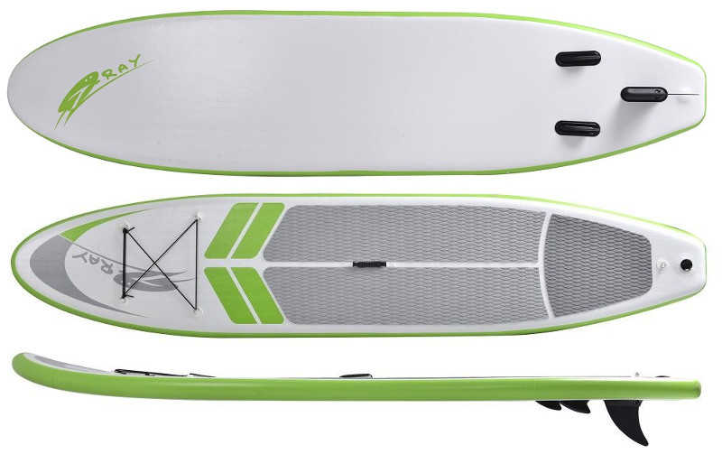 Blue Wave Sports Manta Ray Inflatable Stand Up Paddleboard review