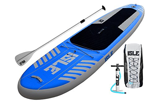 ISLE 10′ All Around Airtech Inflatable Paddle Board Review