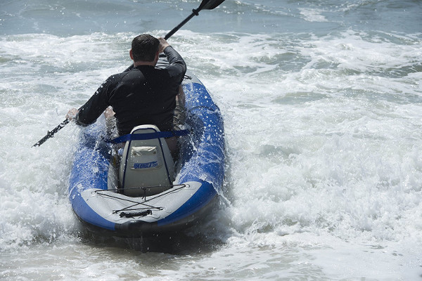 Sea Eagle 300x Inflatable Explorer Kayak