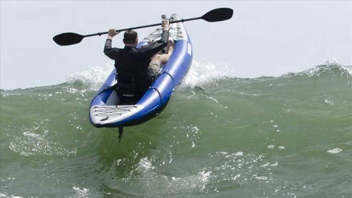 Sea Eagle 300x Inflatable Kayak Review