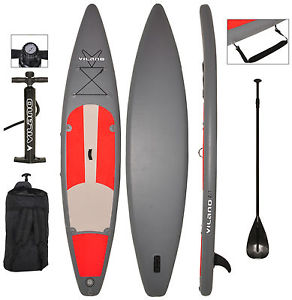 Vilano 12ft Touring-Race iSUP board review