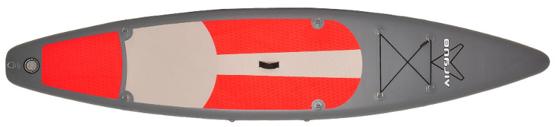 Vilano 12' touring-race inflatable sup board review