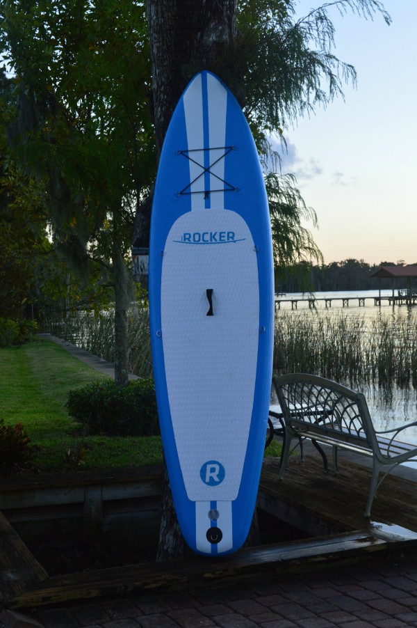 iRocker 10 ft inflatable Stand up Paddle board Review