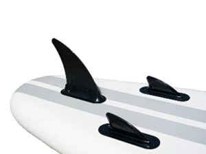 iRocker 11ft inflatable Paddle Board - Fins