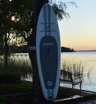 iRocker 11' inflatable SUP Board Review