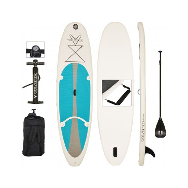 Vilano Journey 10′ Inflatable SUP Board Review