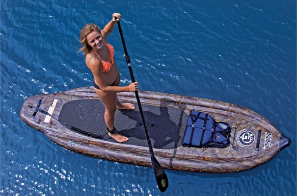 Airhead ASHUP-3 Super Stable inflatable paddle board review