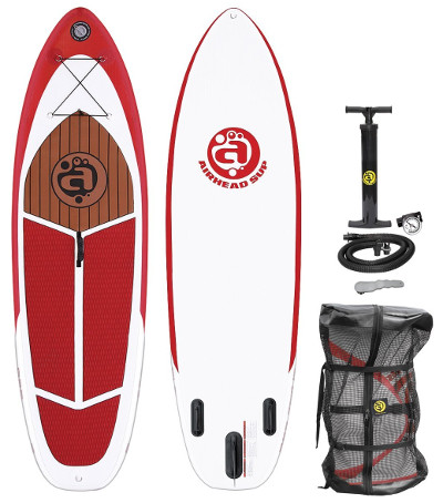 Airhead Cruise 930 inflatable paddle board review