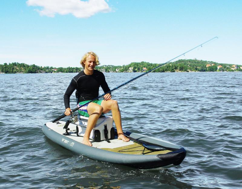 Aqua Marina Drift fishing inflatable stand up paddle board - 2