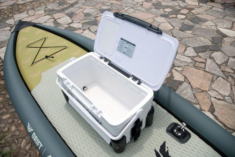 Aqua Marina Drift fishing inflatable stand up paddle board - 3