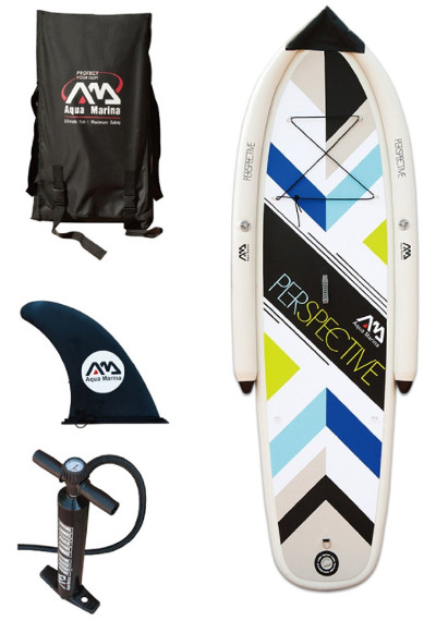 Aqua Marina Perspective inflatable paddle board review