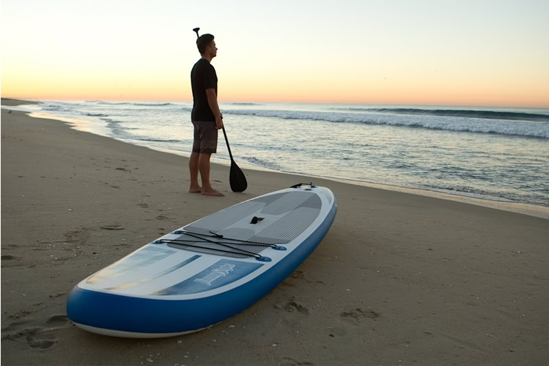 Jimmy Styks I32 Inflatable Stand Up Paddleboard Review