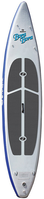 "Solstice 12'6"" Bora Bora Inflatable Stand up paddle Board Review"