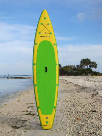 Wakooda GT150 inflatable paddle board review
