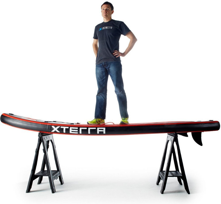 Xterra 10' inflatable SUP Board review