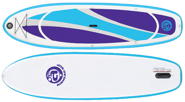 Airhead FIT 1032 inflatable standup paddle board review