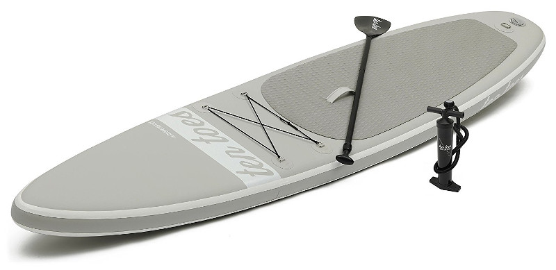 Ten Toes GLOBETROTTER inflatable SUP board review