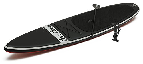 ten toes theJETSETTER inflatable stand up paddle board review