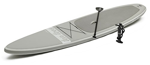 ten toes theJETSETTER inflatable paddle board review