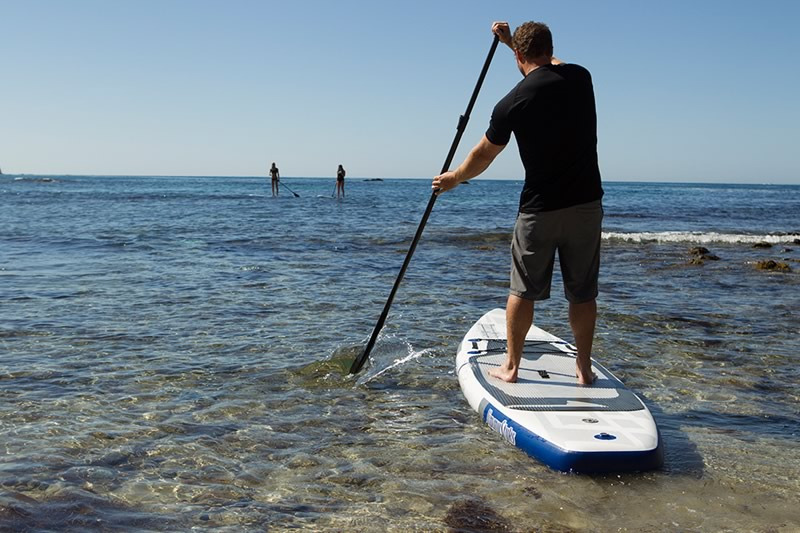 Jimmy Styks THRESHER inflatable paddle board review