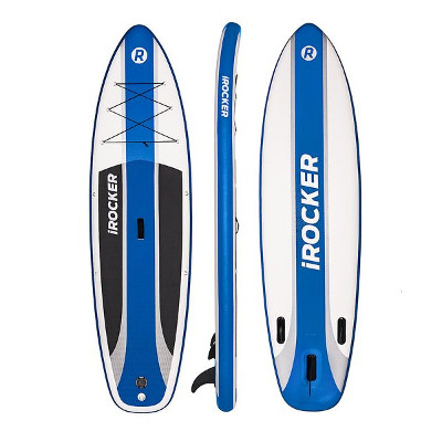 iRocker Cruiser 10'6″ Inflatable Paddle Board Review
