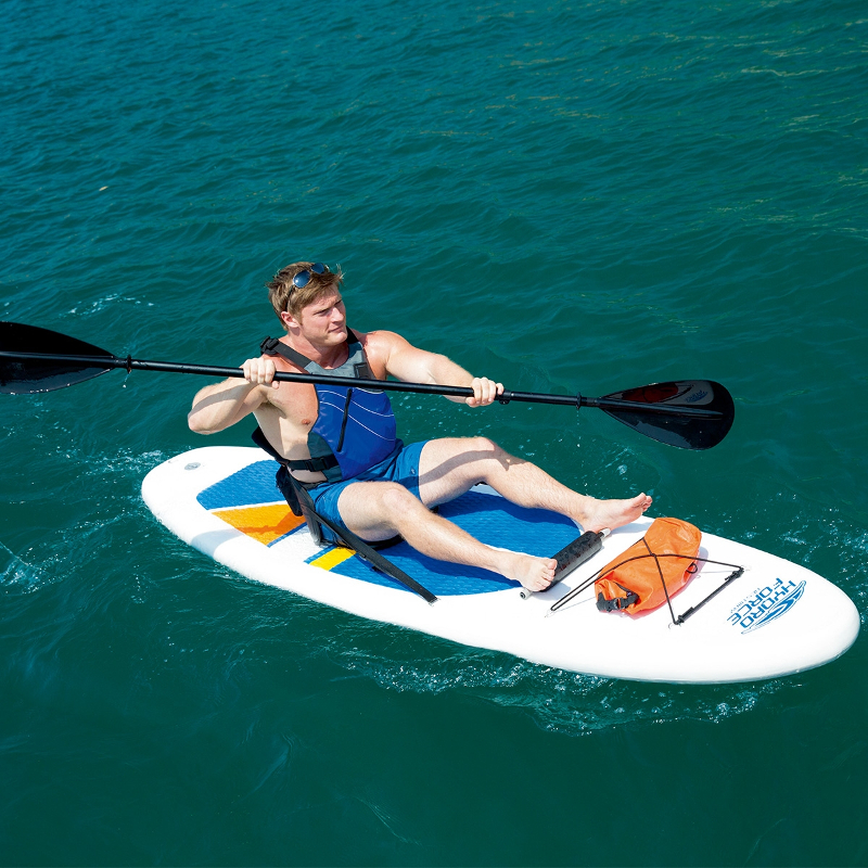 Bestway Hydro-Force White Cap inflatable SUP