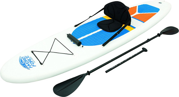 Bestway HydroForce White Cap Inflatable Paddle board review